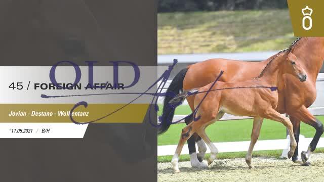 45 Foreign Affair DE433330798321 FoED Jovian - Destano_1  01:05