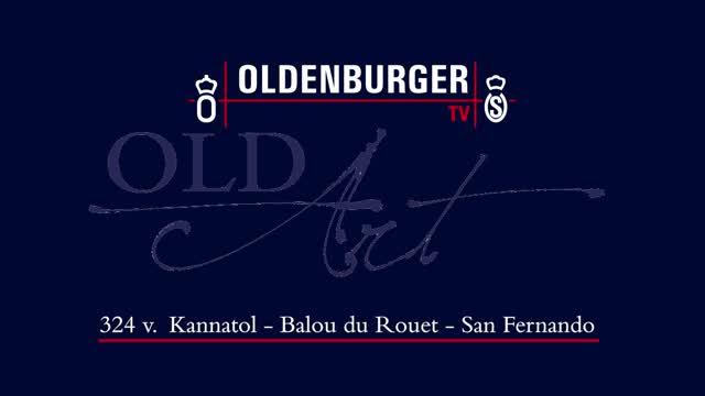 324 DE418180089021 FBR Kannatol - Balou du Rouet  01:11
