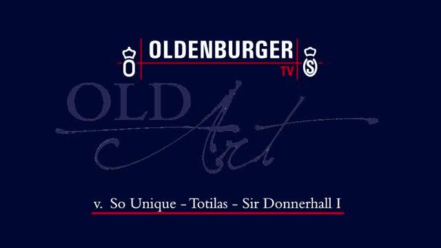 DE433334001921 FRE So Unique - Totilas - Sir Donnerhall I  01:23